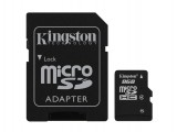 Kingston SecureDigital 8GB microSDHC