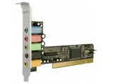 5.1 PCI Sound Card