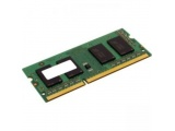 Kingston Technology ValueRAM DDR3 4 GB 1600 MHz 1 x 4 GB, 204-pin SO-DIMM, Notebook