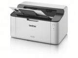 Brother HL-1110E, 2400 x 600 DPI, 9000 pagina's per maand, Laser, 20 ppm, 1 MB, 200 MHz