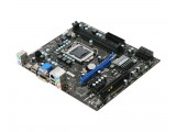 MSI H55M-E23 Micro-ATX MB, LGA 1156 (Socket H) refurbished