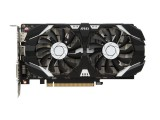MSI GeForce GTX 1050 Ti 4GT OC NVIDIA, GeForce GTX 1050 Ti, GDDR5, Active