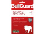 AV BullGuard IS 3 Devices -1 Jaar -Attach Card -MD